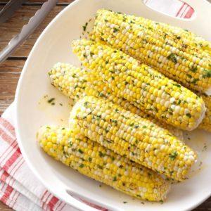 Kathy's Herbed Corn