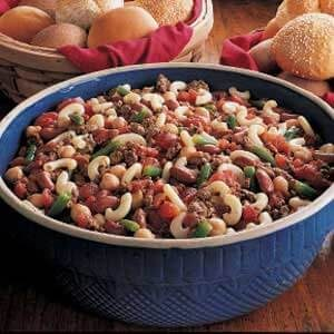 Minestrone Macaroni