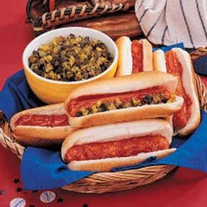 Dugout Hot Dogs