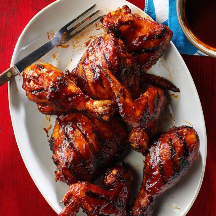 Lip-Smackin' BBQ Chicken