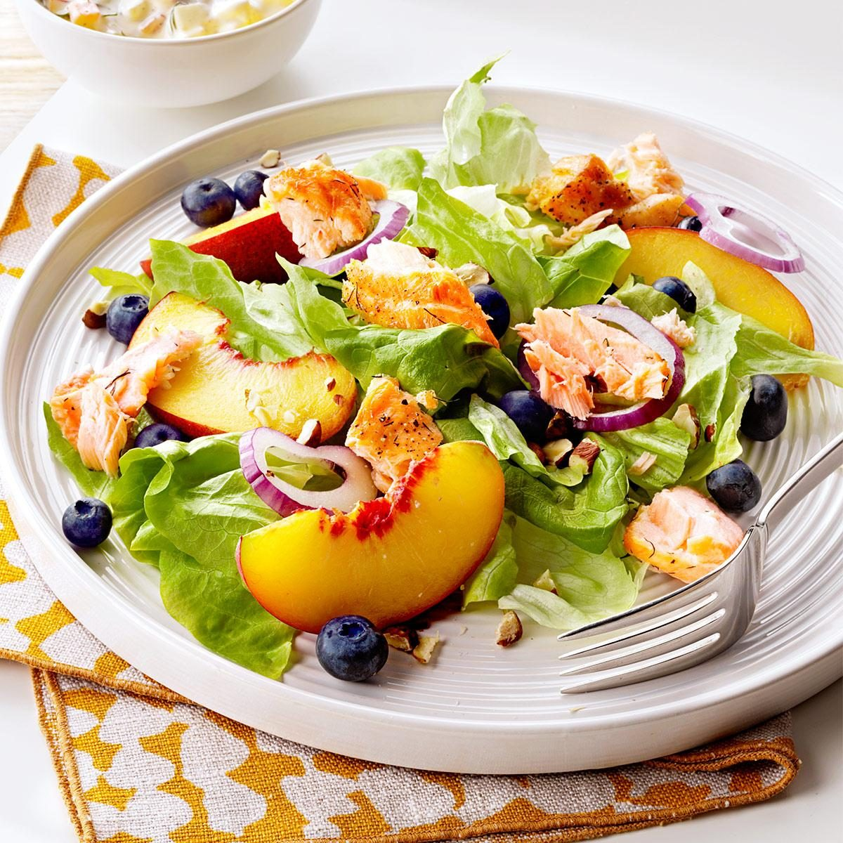Northwest Salmon Salad Recipe