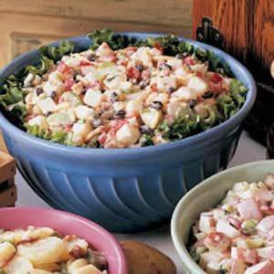 Fiesta Potato Salad