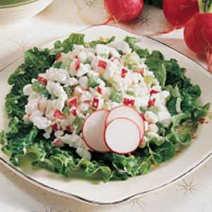 Calico Salad for Two