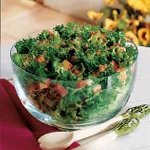 Wilted Endive Salad