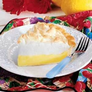 Grandma's Lemon Pie