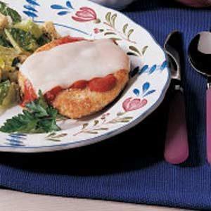 Pork Parmesan