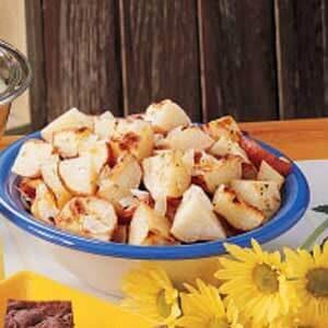 Oven Potato Wedges