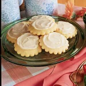 Sour Cream Cutout Cookies
