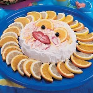 Susie Sunshine Cake