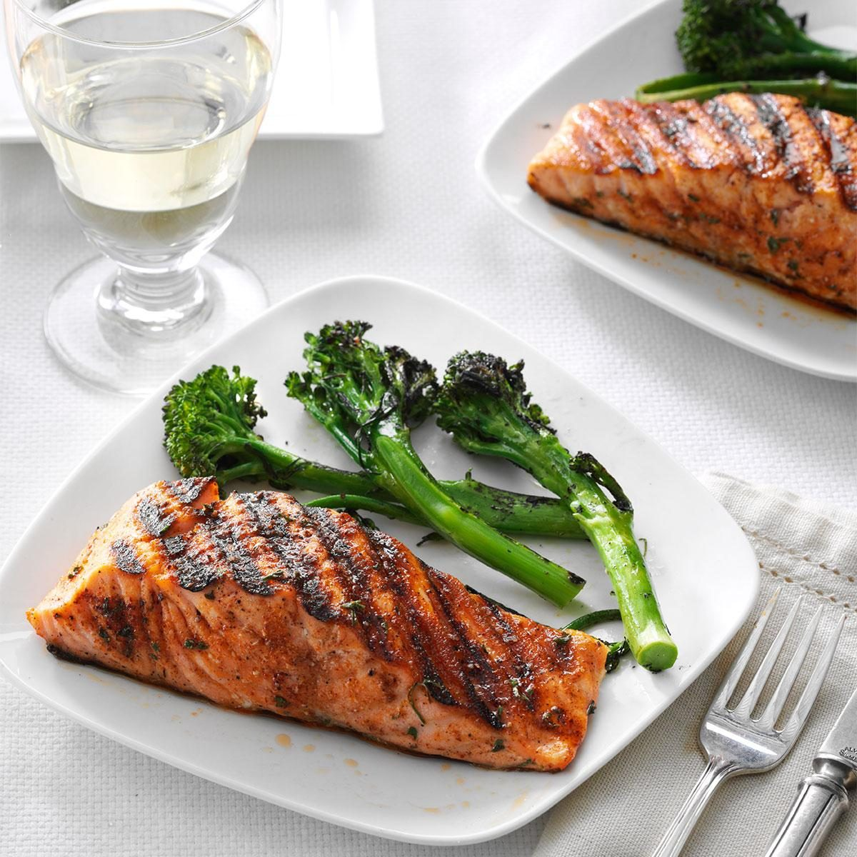 Recipes Salmon