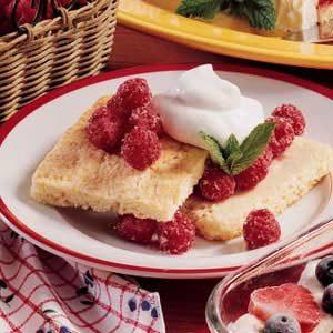 Shortcake Squares