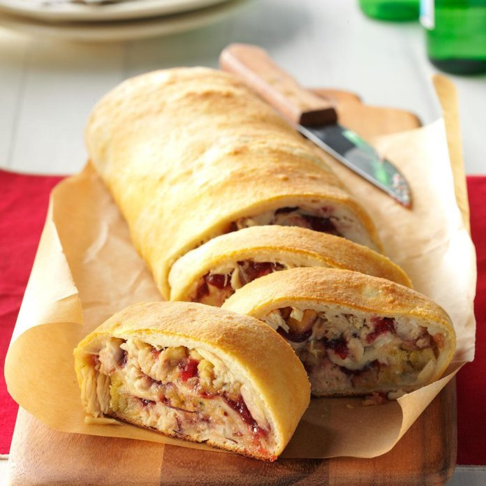 Holiday Stromboli