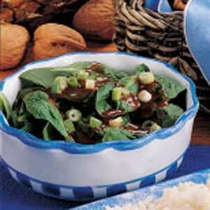 Sweet Spinach Salad