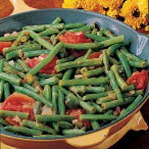 Spanish String Beans