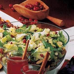 Holiday Green Salad