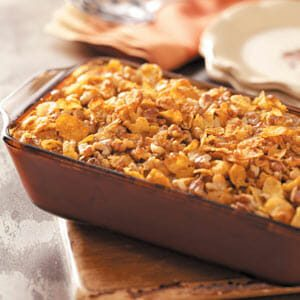 Crunchy Sweet Potato Casserole