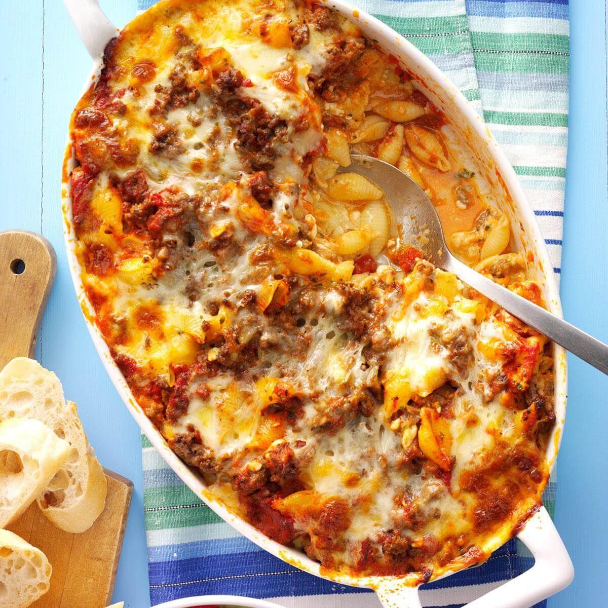 Grandmas Kitchen Spaghetti Lasagna Recipe