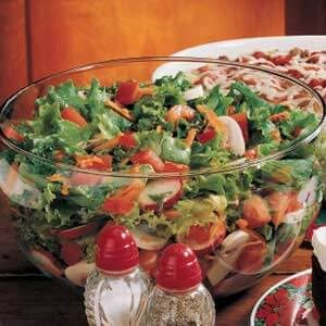 Herbed Tossed Salad