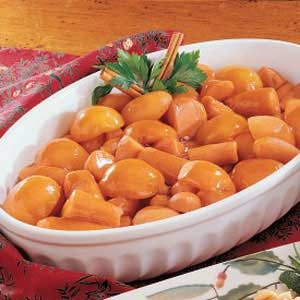 Fruited Sweet Potatoes