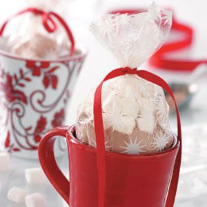 Cinnamon Hot Chocolate Mix