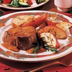Festive Filets