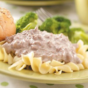 Stroganoff for a Crowd