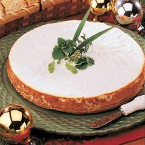 Creamy Crab Cheesecake