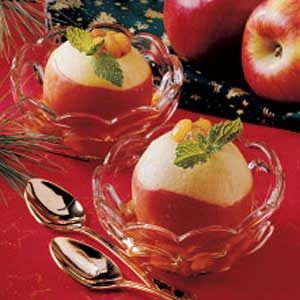 Honey Baked Apples