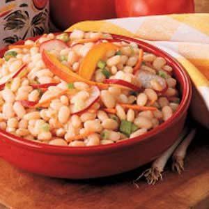 Curried Bean Salad