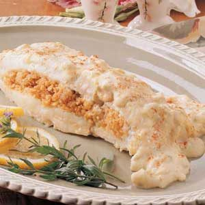 Stuffed Haddock