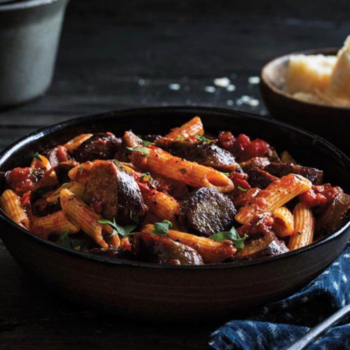 Johnsonville Italian Sausage Penne