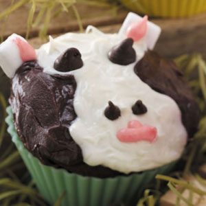 Moo-Cow Cupcakes