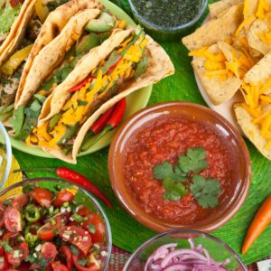 These Mexican Dishes Really Aren't Mexican