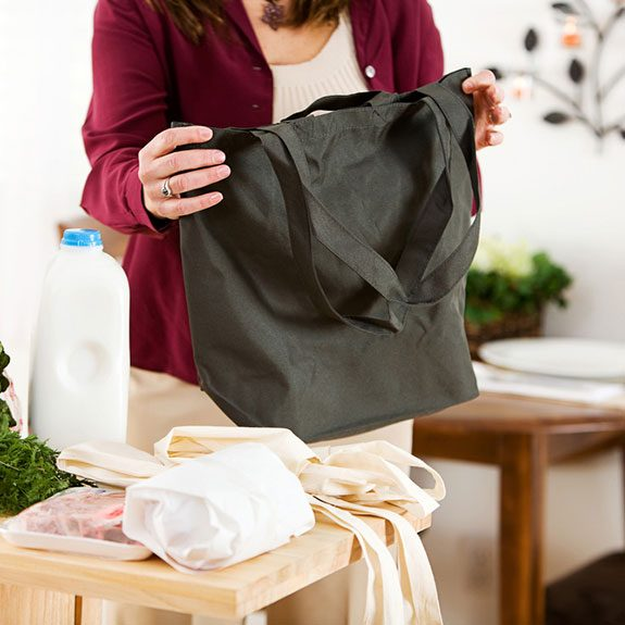 Your Reusable Shopping Bags Are Actually Really, Really Dirty