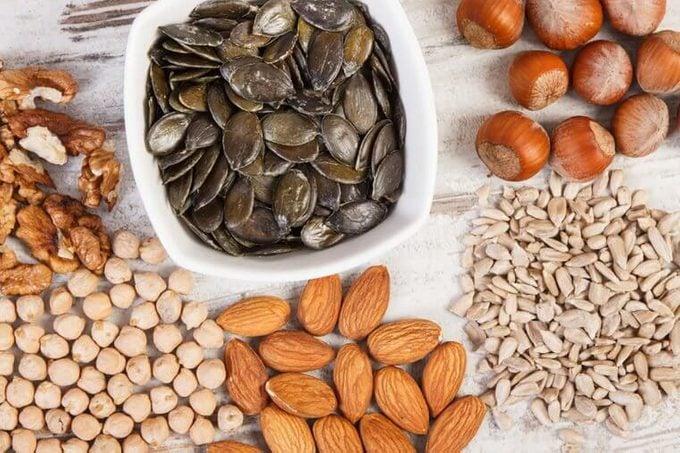 high-zinc foods