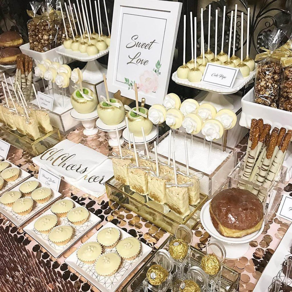Top 5: Sweet Dessert Table Ideas For Your Party | Wedding ... |Sweet Treats Party Table
