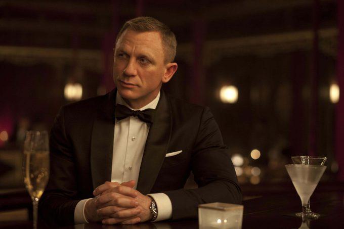 Daniel Craig Skyfall - 2012
