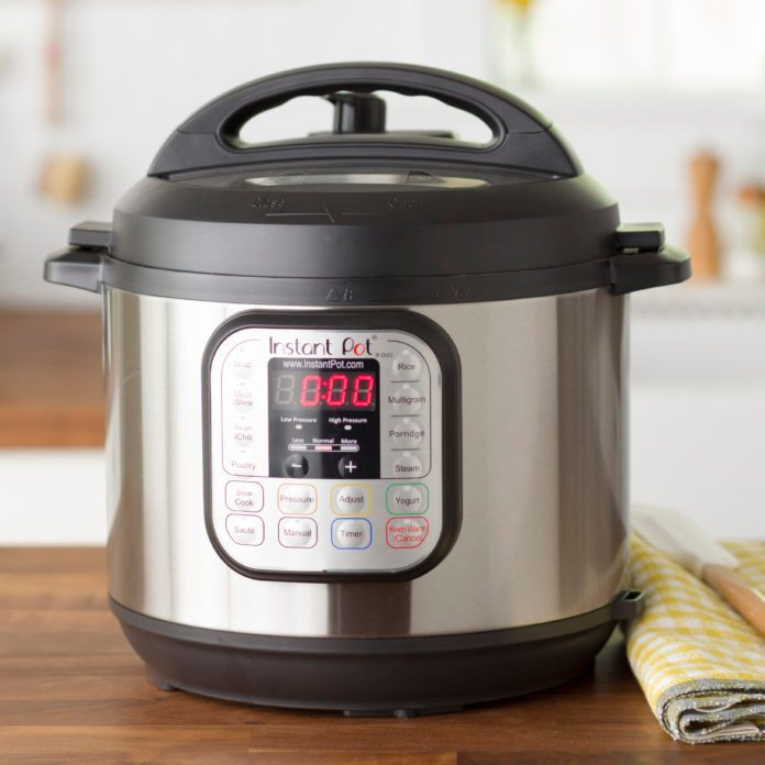 6 Reasons We're Hopping on the Instant Pot Bandwagon