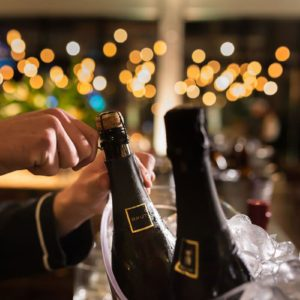 How to Flawlessly Open a Champagne Bottle Every Time