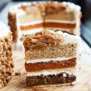 PieCaken: the Ultimate Thanksgiving Dessert