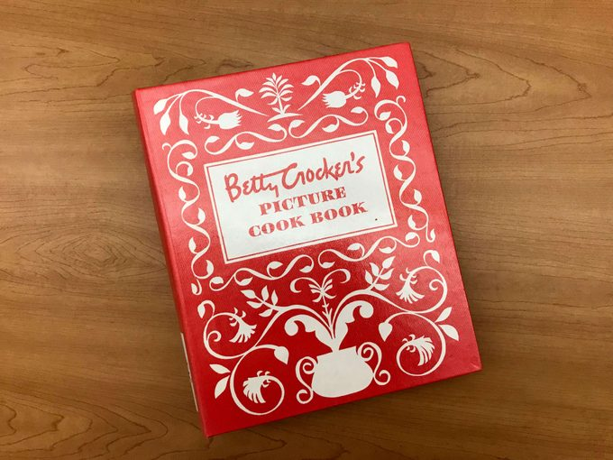 Vintage Betty Crocker Picture Cook Book
