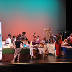 Miami Theater Center holiday fair
