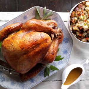 10 Secrets to the Most Flavorful Turkey Ever