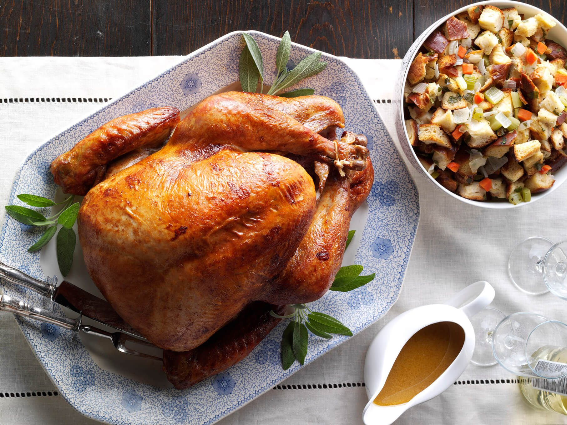 15 Ways to Cook a Flavorful Turkey