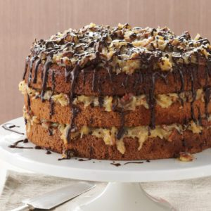 The Reason You Won't Find German Chocolate Cake in Any German Cookbooks