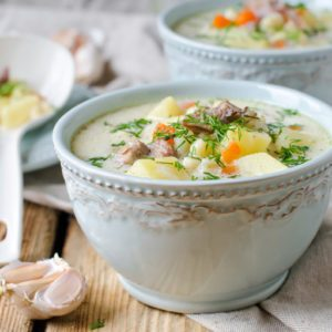 Here's How to Make Homemade Cream of Chicken Soup