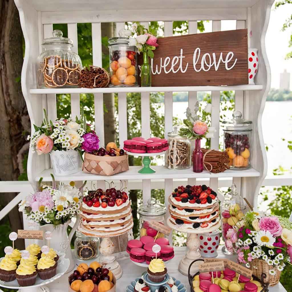 Wedding Dessert Table: 10 Dessert Table Ideas To Make Your Wedding Reception