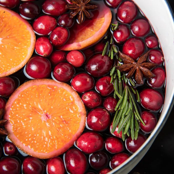 Make Your Home Smell Like a Holiday Wonderland with Stovetop Christmas Potpourri