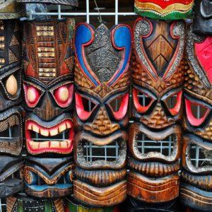 Hawaiian local crafts
