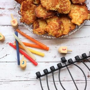 For the Love of Latkes: Learn How to Be the Perfect Hanukkah Host
